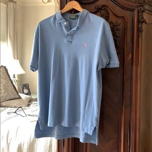 Polo by Ralph Lauren Blue Large Polo